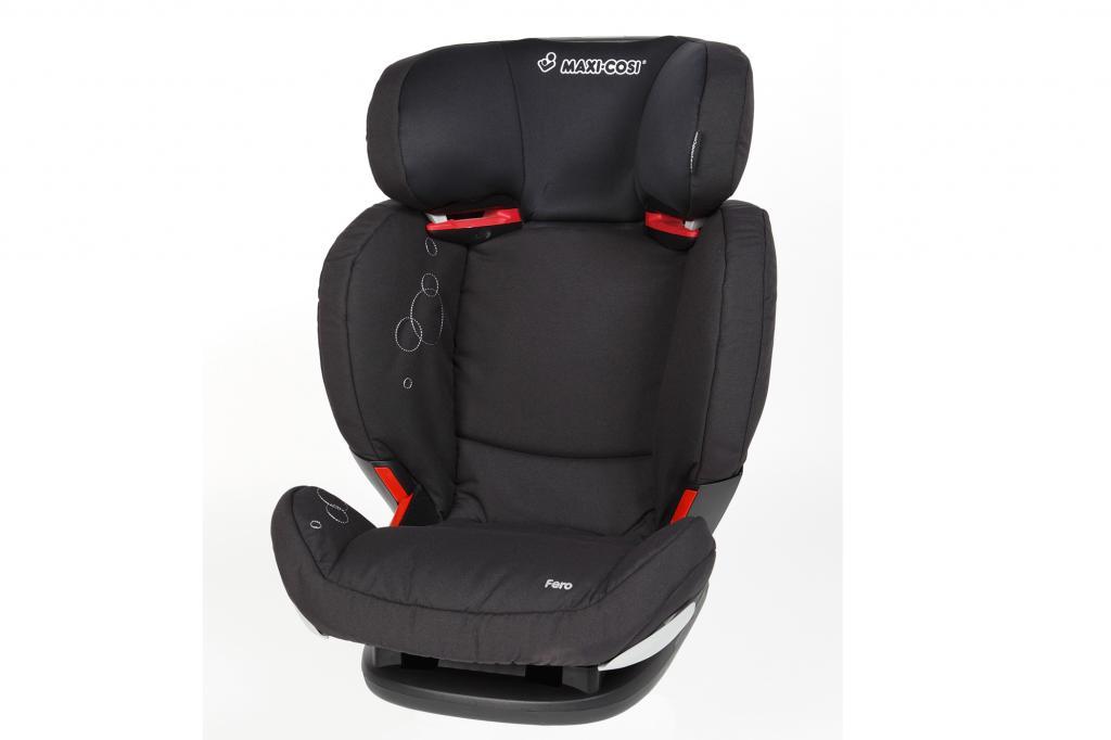 ADAC-Kindersitztest - Vorsicht Weichmacher!
