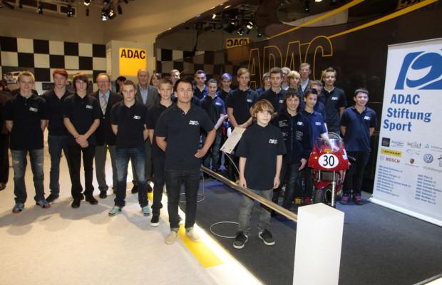 ADAC fördert 29 Nachwuchsfahrer