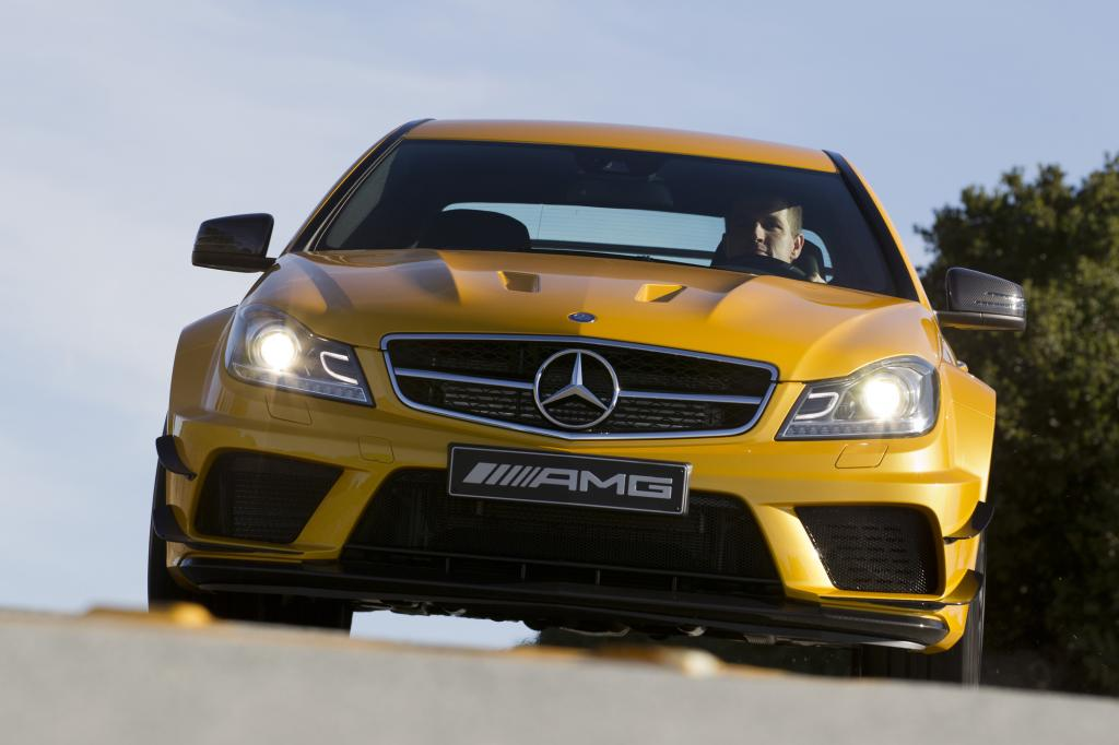 Als Black Series bietet Mercedes traditionell die absolute Top-Version seiner AMG-Modelle an
