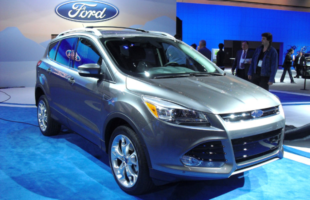 Amerikanische Momente: Ford stellt bei Schau in Los Angeles nächsten Kuga vor
