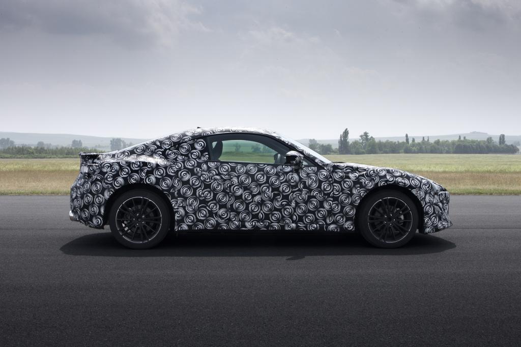 Anfang Dezember wird das Serienauto in Tokio vorgestellt