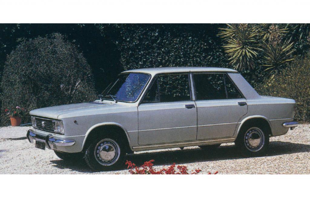 Auch Autobianchi nahm sich der Fiat 124 an
