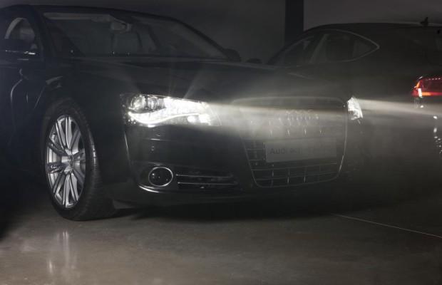 Audi-Scheinwerfertechnik - Licht der Zukunft