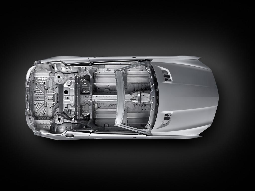 Ausblick auf den neuen Mercedes-Benz SL.