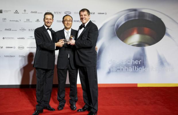 Auszeichnung für Honda und Vaillant