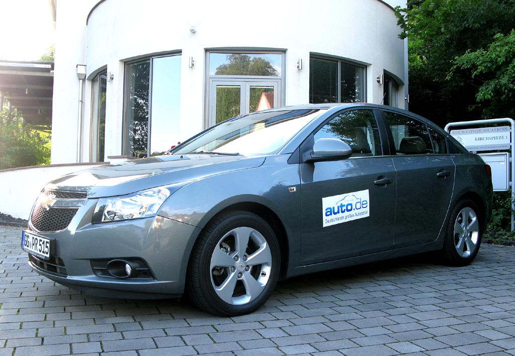 Auto im Alltag: Chevrolet Cruze Diesel