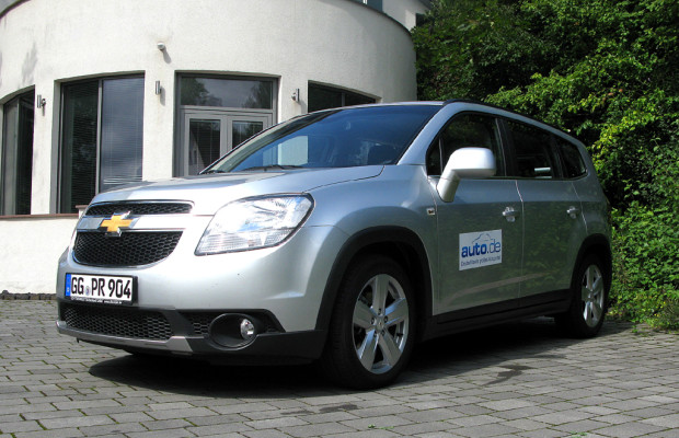 Auto im Alltag: Chevrolet Orlando