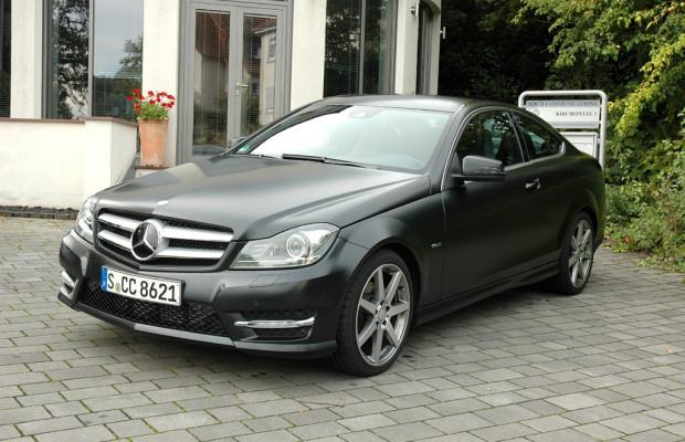 Auto im Alltag: Mercedes C250 CDI Coupé