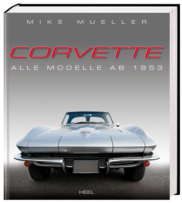 Auto.de-Buchtipp: Corvette - Alle Modelle ab 1953