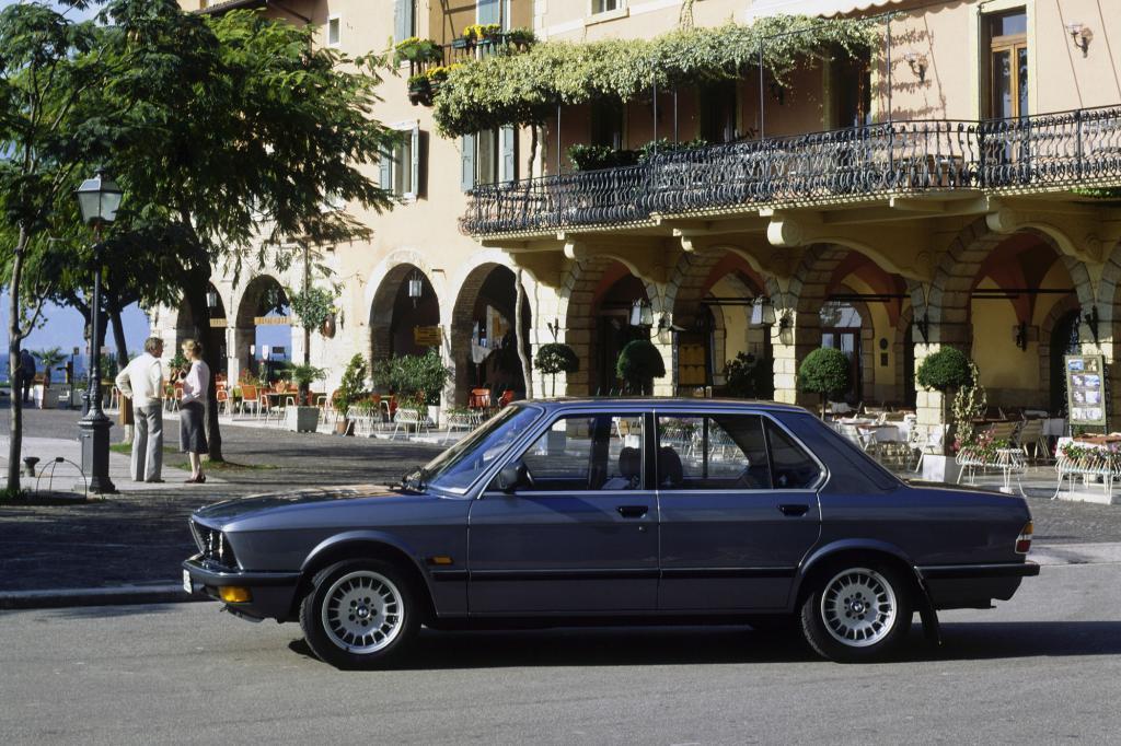 BMW 528i von 1986
