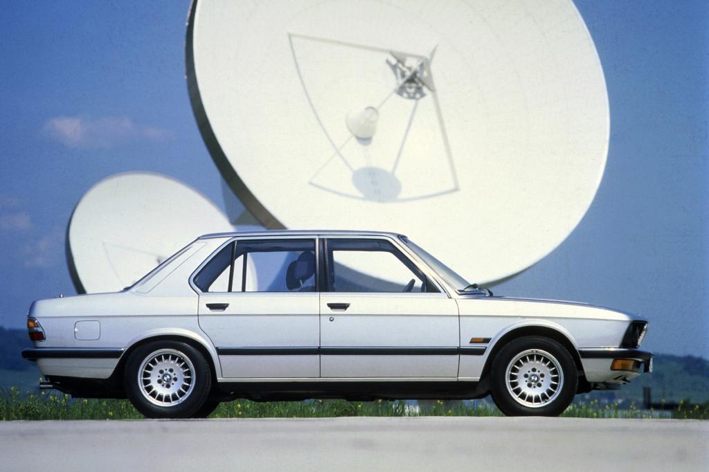 BMW 5er ab 1981