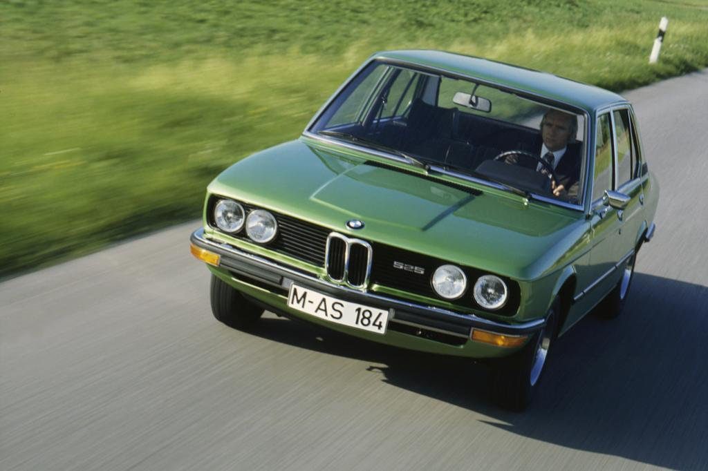 BMW 5er erste Generation von 1972 bis 1981