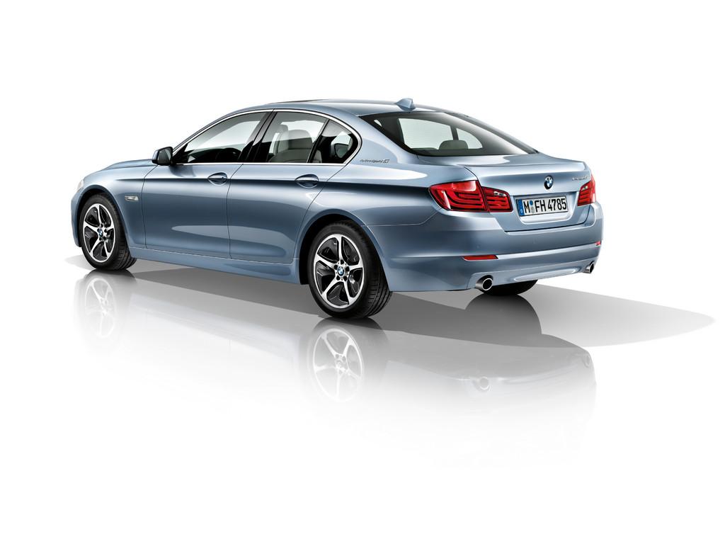 BMW Active Hybrid 5.