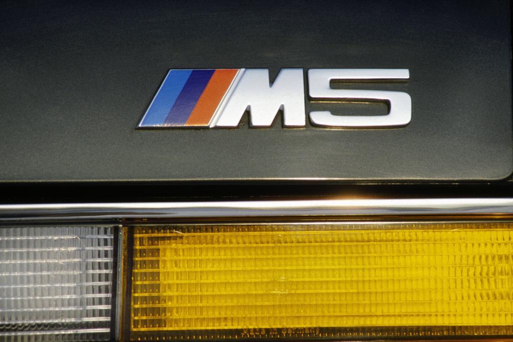 BMW M5 von 1986