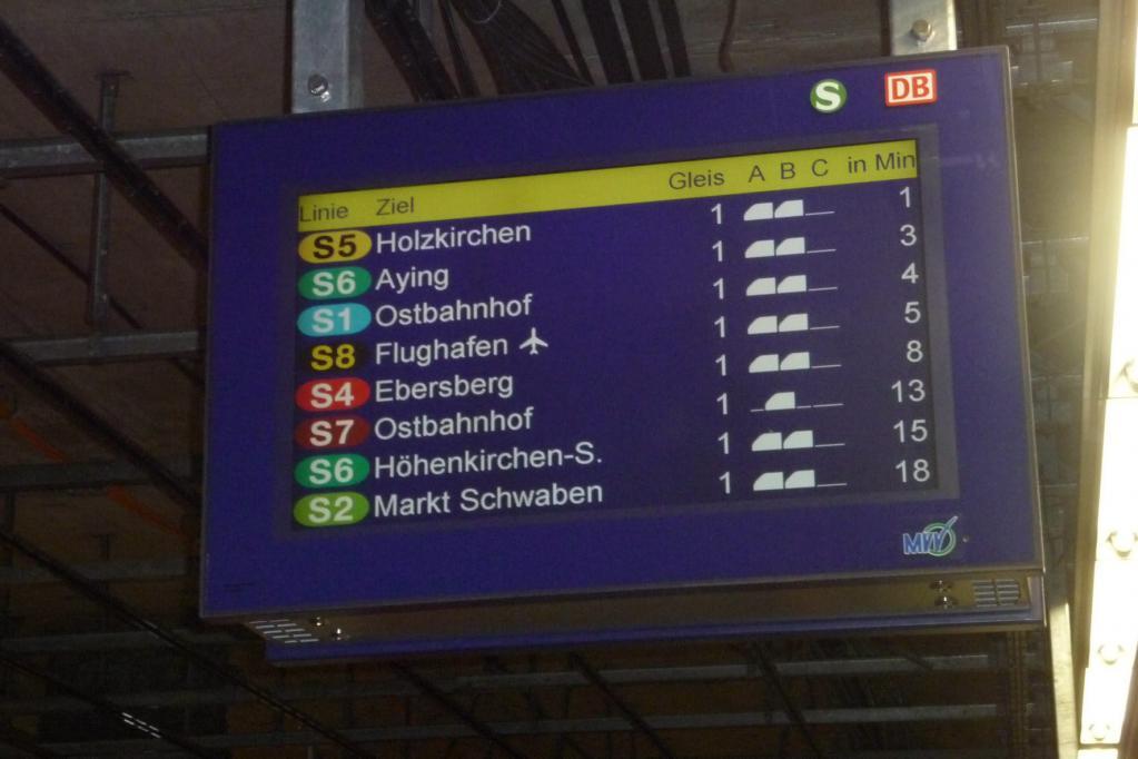 Bahnfrust durch Informationsmängel