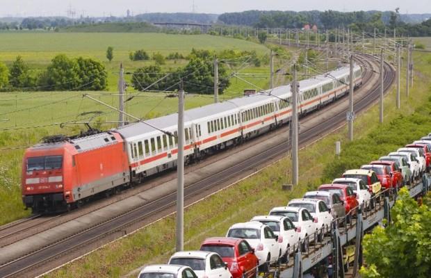 Bahngüterverkehr wieder auf Niveau von 2008