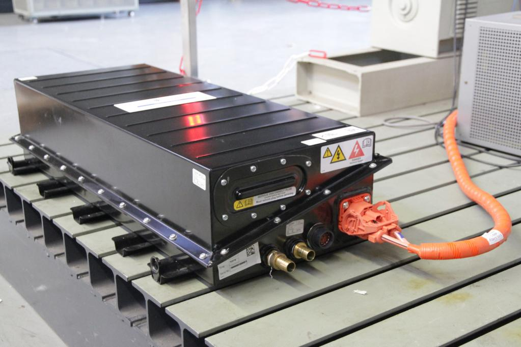 Batterien-Test in Live-Simulation