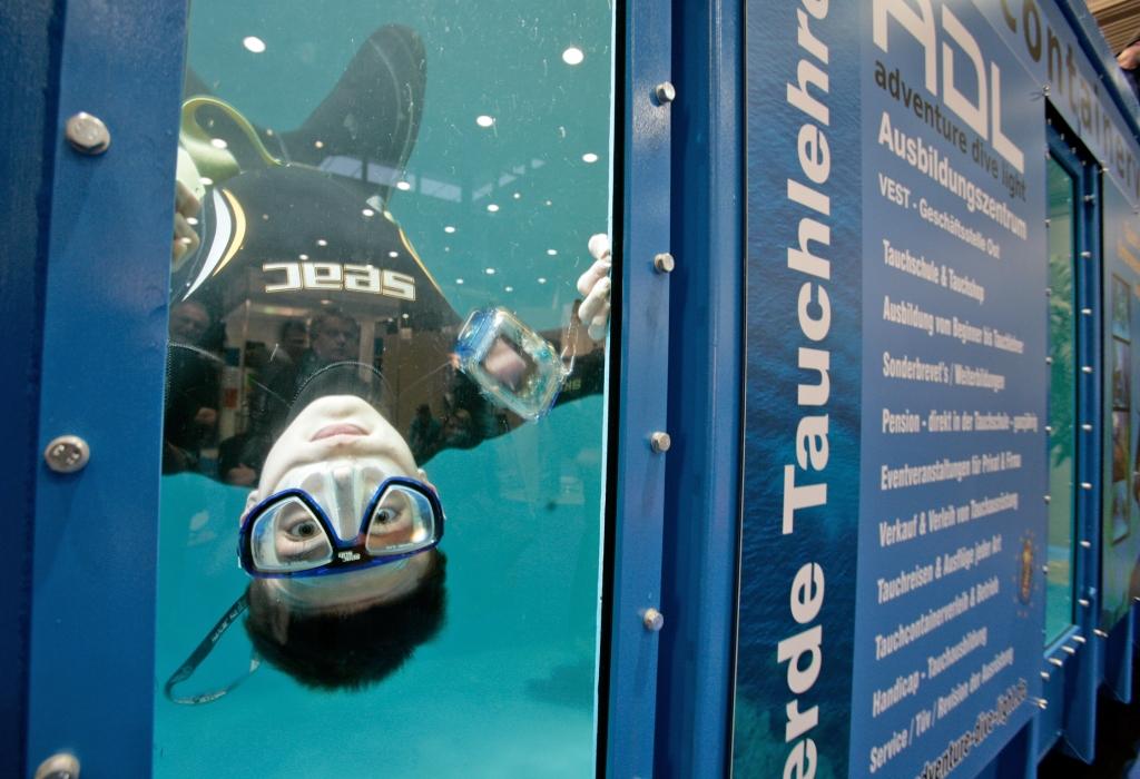 Beach & Boat 2012: Wassertourismus – Von der Haustür bis zum Mittelmeer