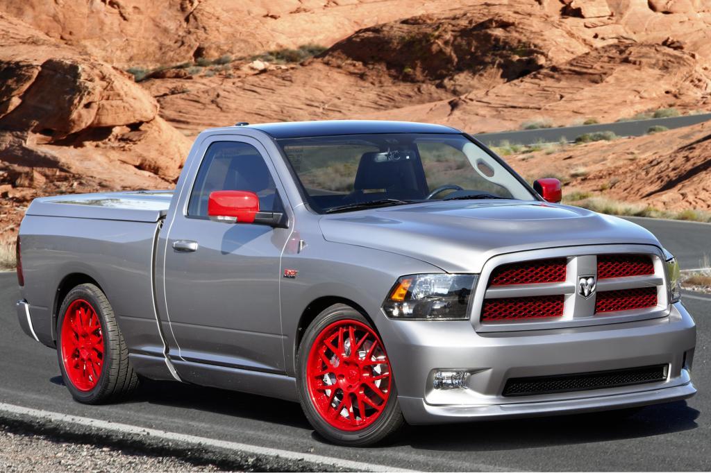 Bei Chrysler erreicht der Dodge Ram 392 Quick Silver 410 PS
