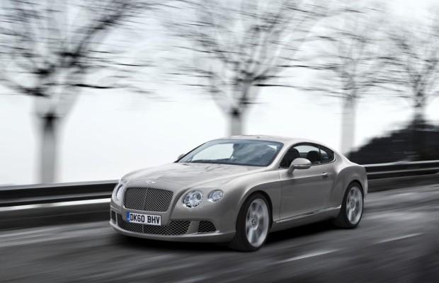 Bentley - Aus für die grünen Jacken