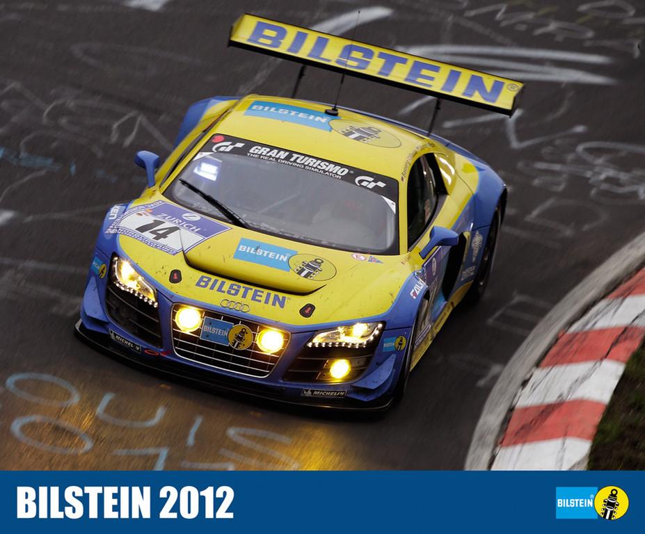 Bilstein-Motorsportkalender 2012.