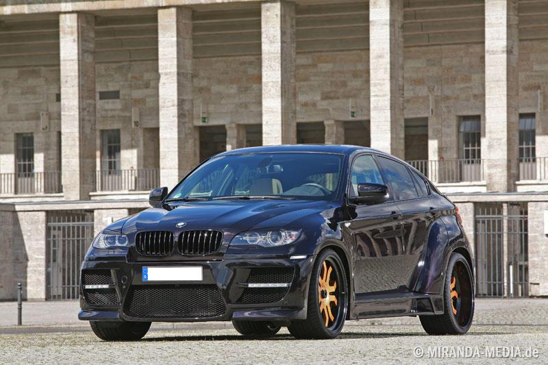 Bodykit für den BMW X6