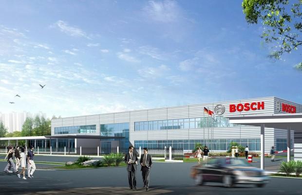 Bosch plant zweites Verpackungsmaschinen-Werk in China