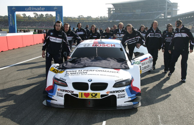 Bruno Spengler bestreitet ersten Test im BMW M3 DTM
