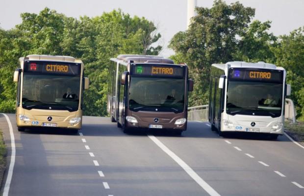 Busspur tabu für E-Autos