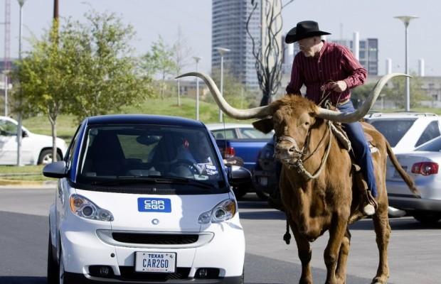 Car2go ist Miet-Millionär und bringt Neuerungen