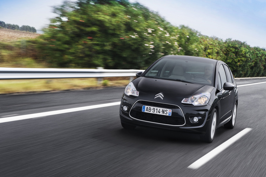 Citroën senkt CO2-Ausstoß des C3