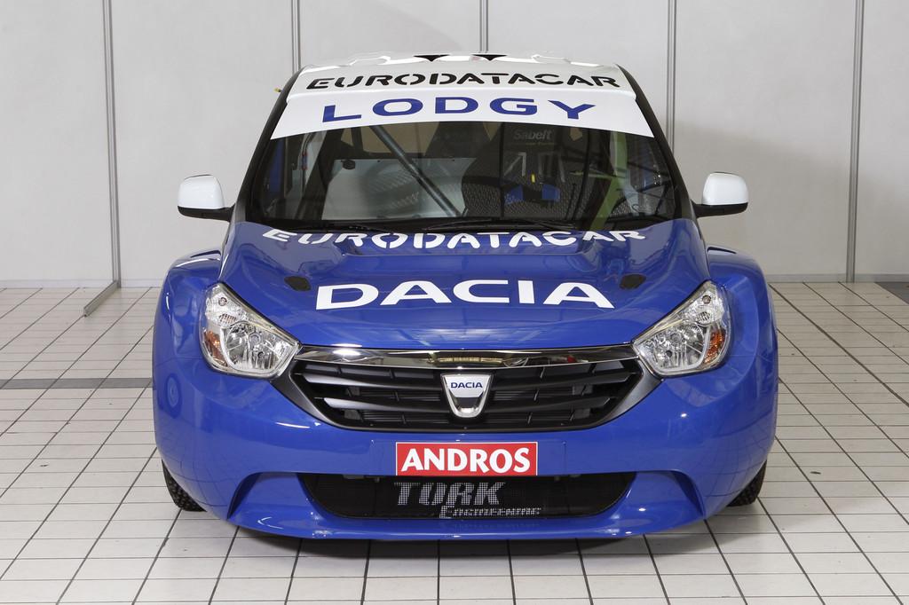 Dacia Lodgy Glace.