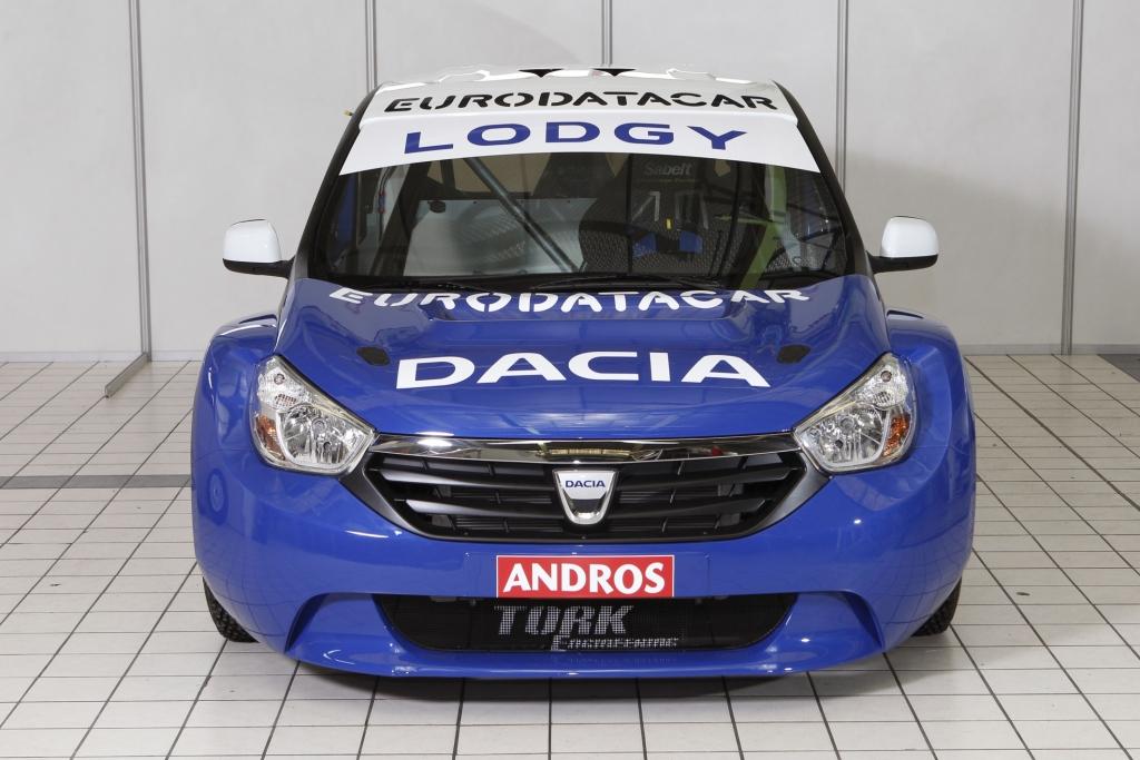 Dacias Eisrenner gibt Ausblick auf neuen Familienvan