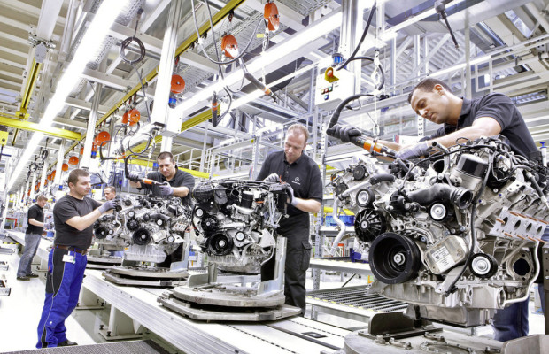 Daimler investiert über 1,5 Milliarden Euro in Untertürkheim
