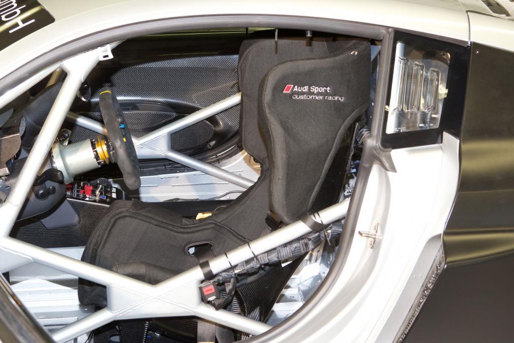 Das 5,2-Liter-Aggregat leistet bis zu 419 kW/570 PS und hält bis zu 20 000 Kilometer.