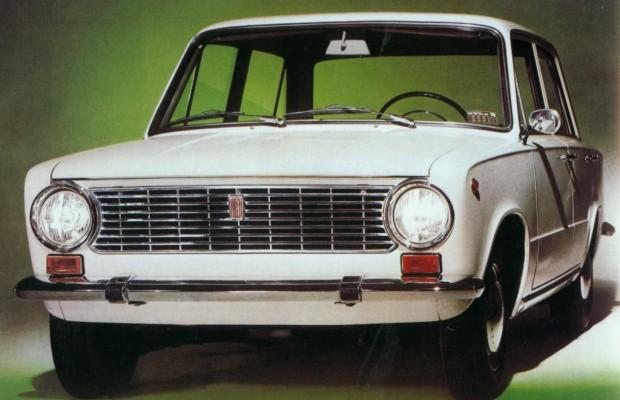 Der Fiat 124 war das erste Weltauto