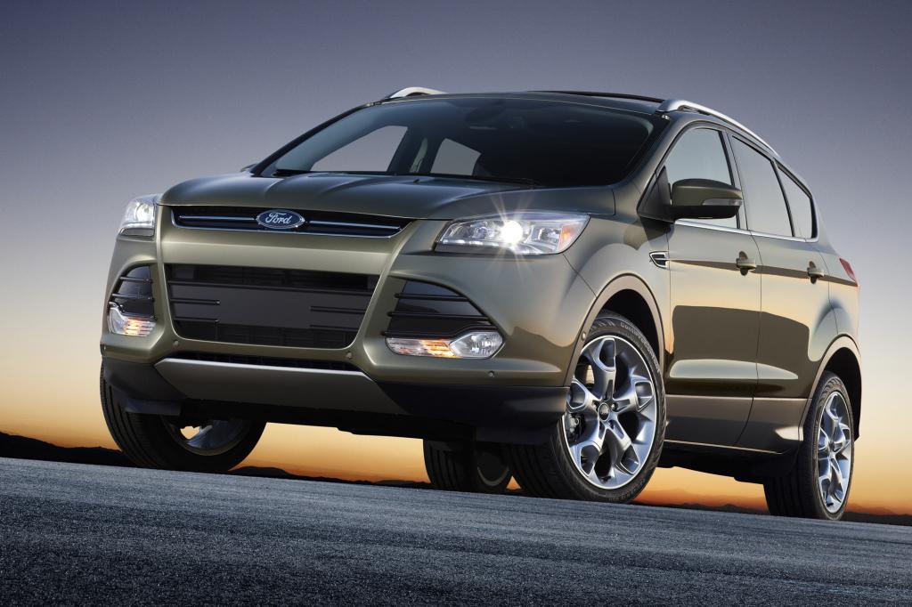 Der Ford Escape feiert nun in LA Premiere