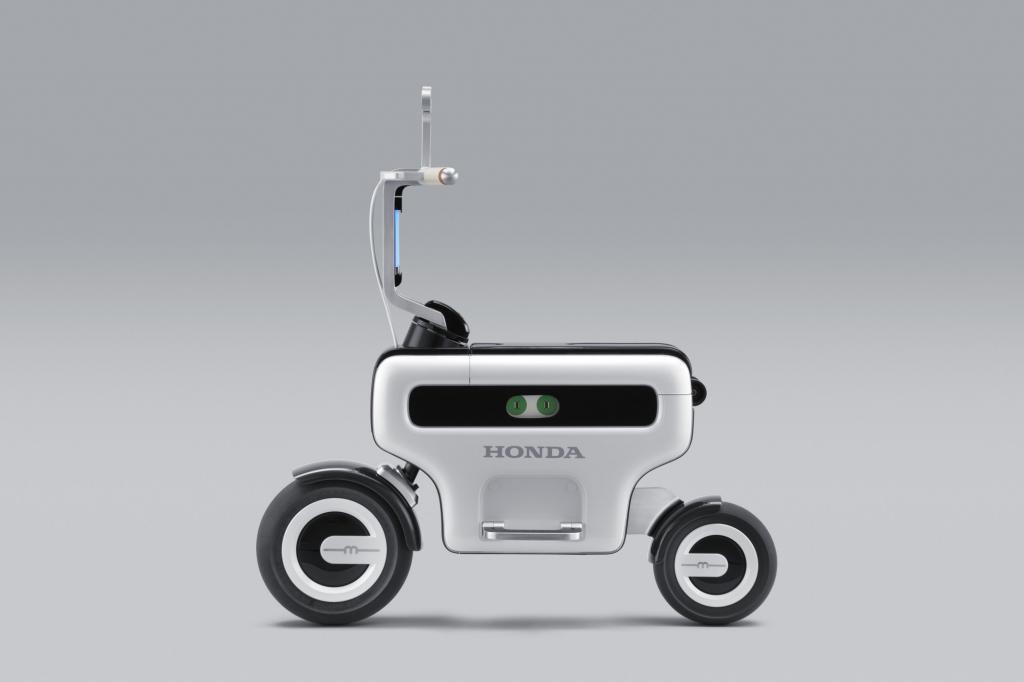Der Motor Compo wirkt wie ein iPod auf Rädern