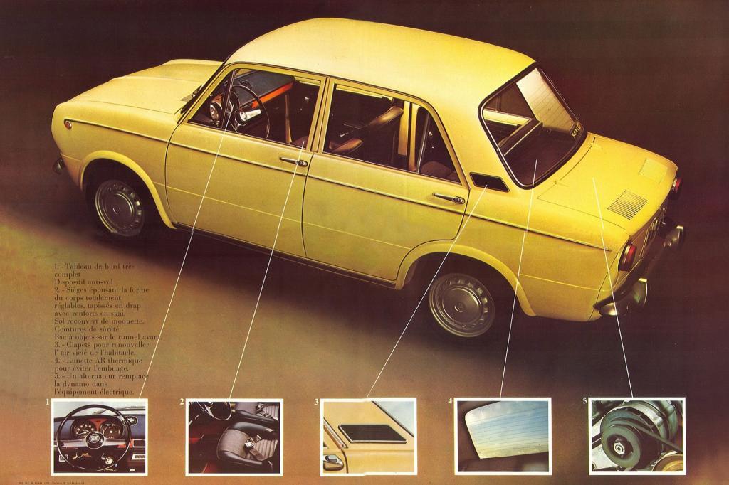 Der Seat Expecial von 1970