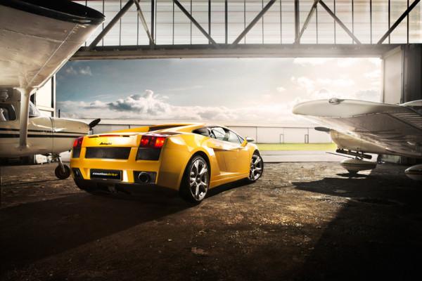 Der Traum vom eigenen Ferrari