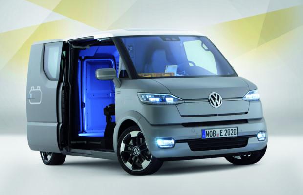 Der moderne Fridolin: Volkswagen eT