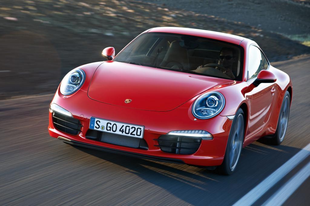 Der neue Porsche 911 ist vor allem optisch ein Leckerbissen