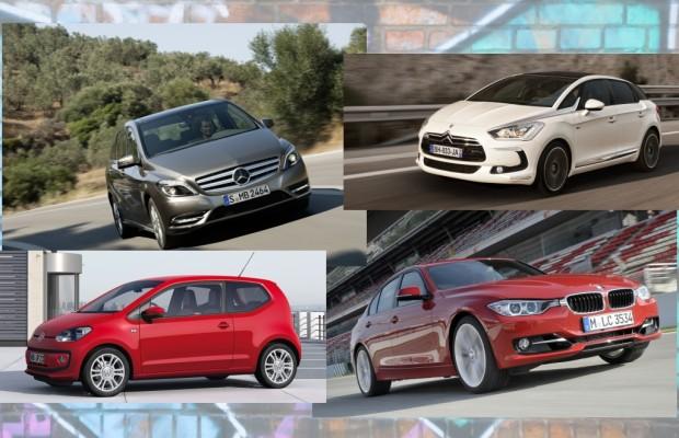 Die 12 Autos des Jahres - Von der Sportwagen-Ikone bis zum City-Floh