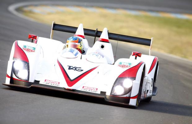 Die Brundles fahren für Nissan in Le Mans