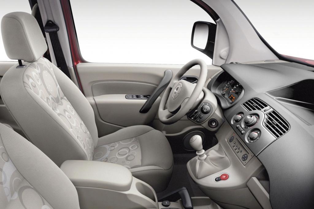 Die Übersicht vom Fahrersitz aus überzeugt