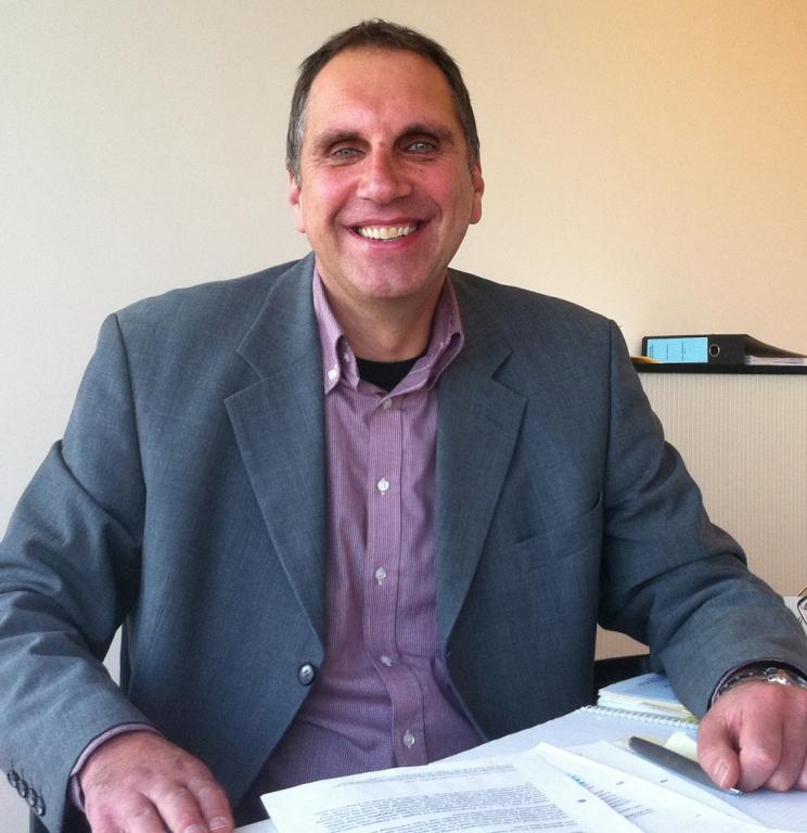 Dirk Lifke ist Passage-, Vertriebs- und Touristikleiter bei TT-Line.