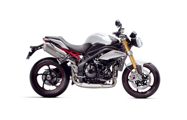 EICMA 2011: Triumph präsentiert drei neue Modelle