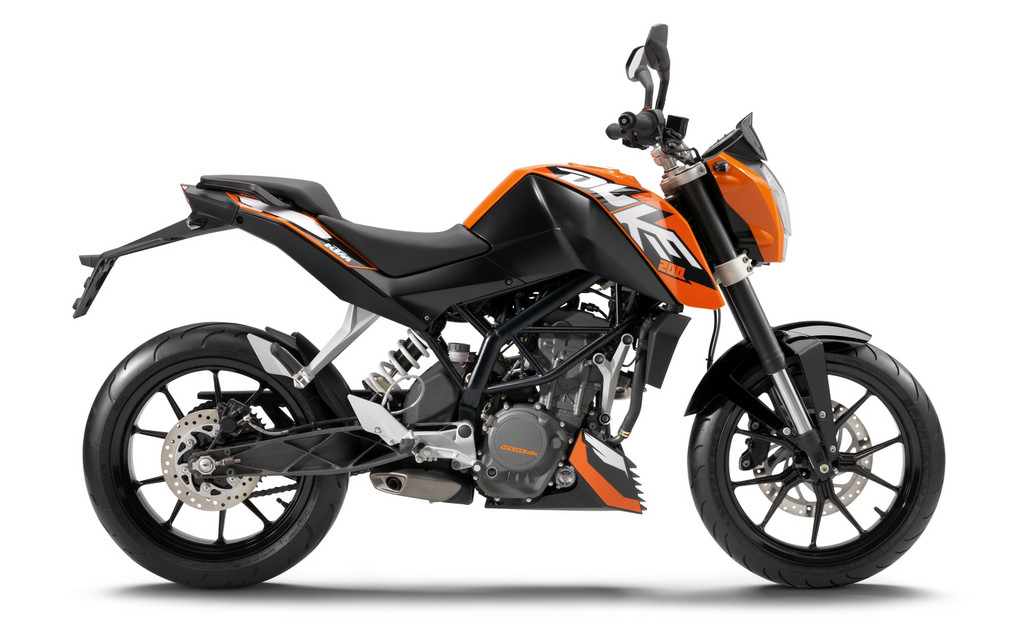EICMA 2011: Zwei neue Duke von KTM