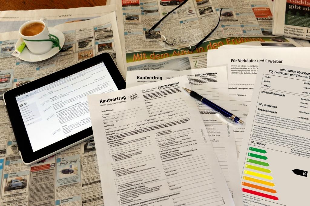 Effizienzetikett bei Kfz ab Dezember Pflicht