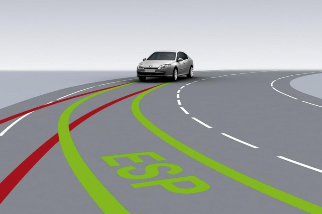 Elektronisches Stabilitätsprogramm (ESP) - Schleuderschutz wird für Neuwagen zur Pflicht
